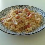 Ola`s Byggar pasta!