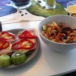 Snabbpost på dagens frukost!