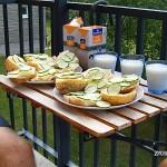Diet 2011 del 8 (låg proteindag med KOLHYDRATER)