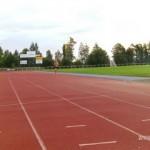Första intervallpasset för säsongen 2011/2012