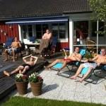 Bad & käk i Långnäs med planering inför framtiden