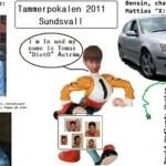 Tomas Åström klar för Tammerpokalen 2011
