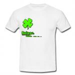 På lördag är sista chansen att vinna en 4klövern t-shirt