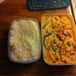 Hemmagjord Thaigryta med ris !