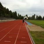 Veckans 1km intervaller på LF