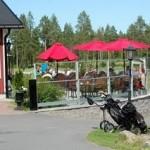 Samarbete med Piteå Golfklubbs restaurang