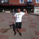 Tomas Åström 2:a på Tammerpokalen!