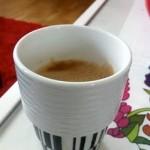 En kopp Kaffe före träning?