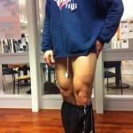 Växande ben & stigande formkurva !