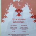 Julbord på Piteå GK