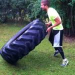 vägen till CrossFit SM 2012 (uppdate med träningen hitills) Del 10
