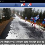 Östersund sparad snö nov-11 (FILM)