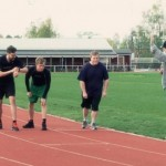 Projektet – Coopertest 3000 meter (FILM)