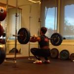 Vägen till CrossFit SM 2012 (Ökar i styrka) Del 35