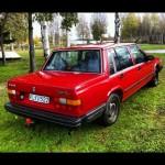 Bloppis – Volvo 740 87a SÄLJES !!