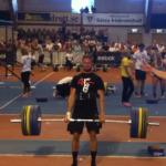 CrossFit tävling om 2 veckor