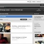 Youtube kanal med dagliga träningsklipp & videobloggar (FILM)