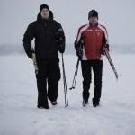 Resan mot Bothnialoppet 2013 Xet style – Möter pressen (FILM)