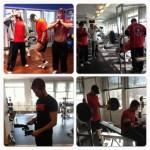 4K TV – Inspelning av Crazy Chest Workout Part.1 !!