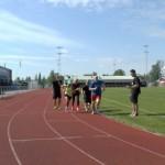 4KTV – Adepterna springer 3000 meter + 1 min burpees