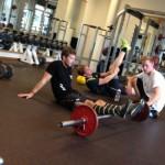 4KTV – Crazy Crossfit Workout Part 1 (FILM)