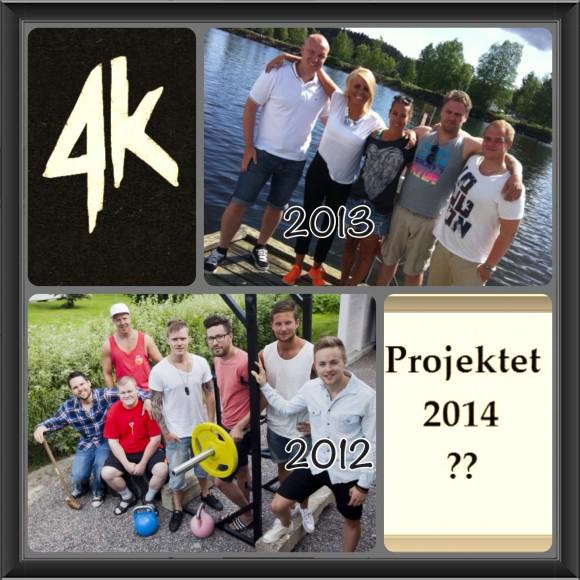 Projektet 2014