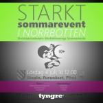 4Klövern tipsar – STARKT sommarevent !